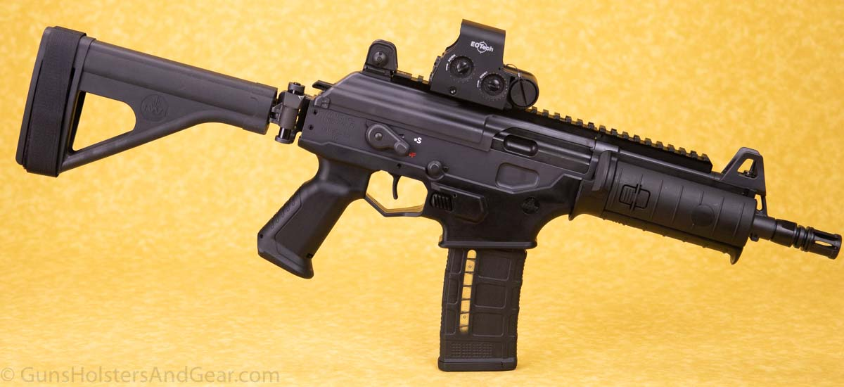 IWI US Galil Pistol Profile Photo