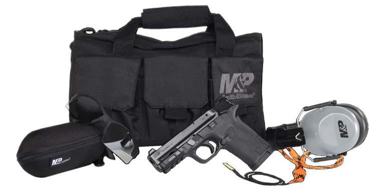 Smith & Wesson MP380 Range Ready Kit