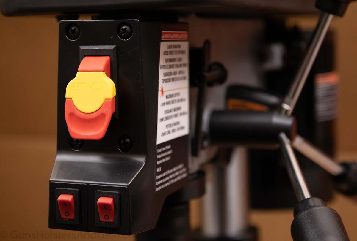 Best Drill Press for Milling an AR lower