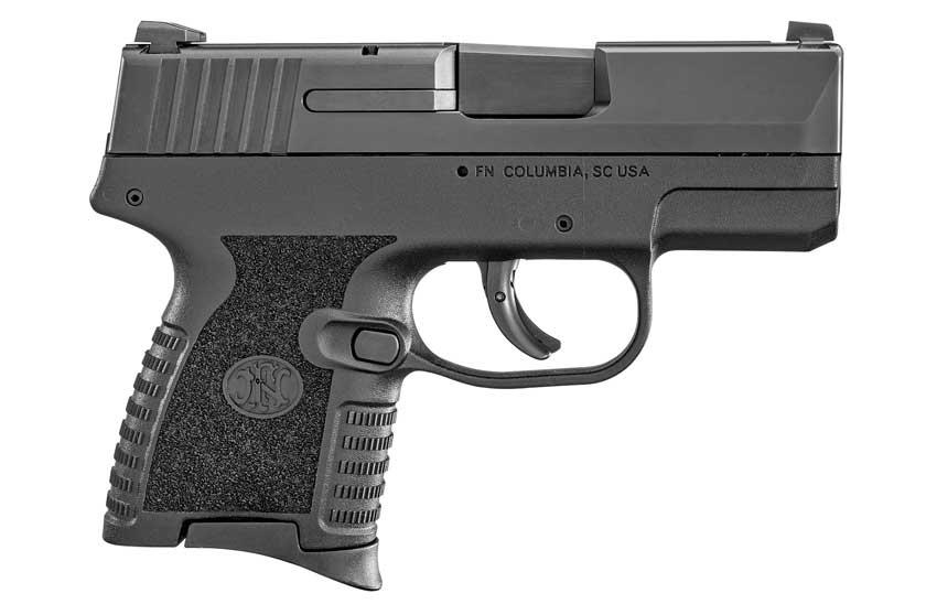 FN503 9mm Handgun