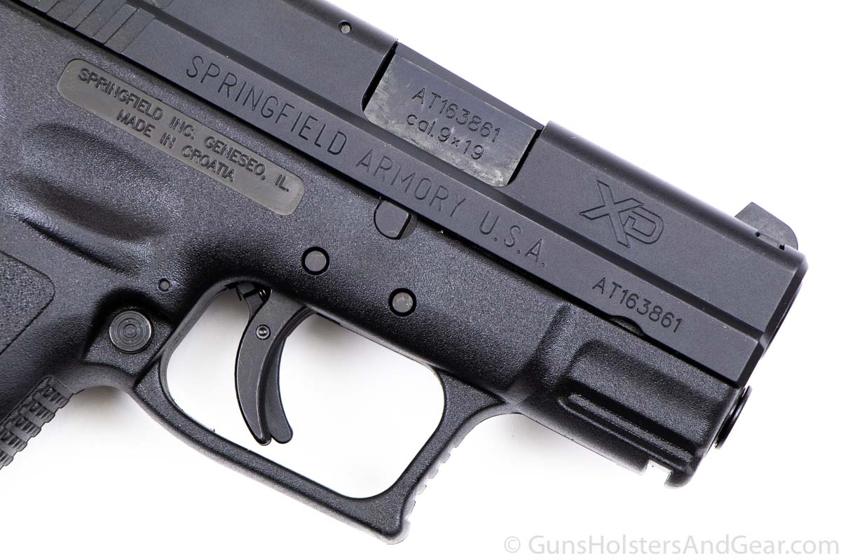 XD SC Pistol
