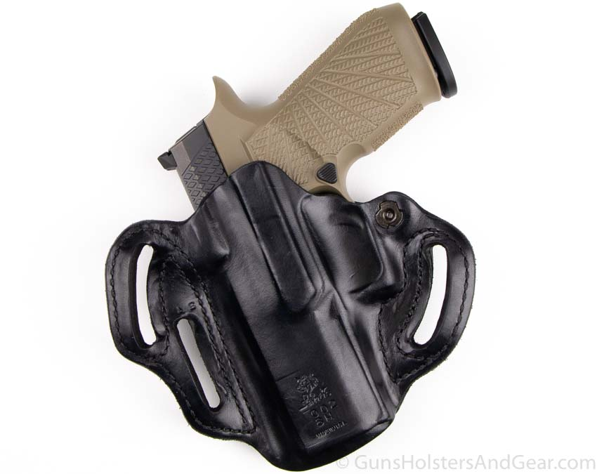 DeSantis Open Top Holster for Wilson Combat WCP320 Carry