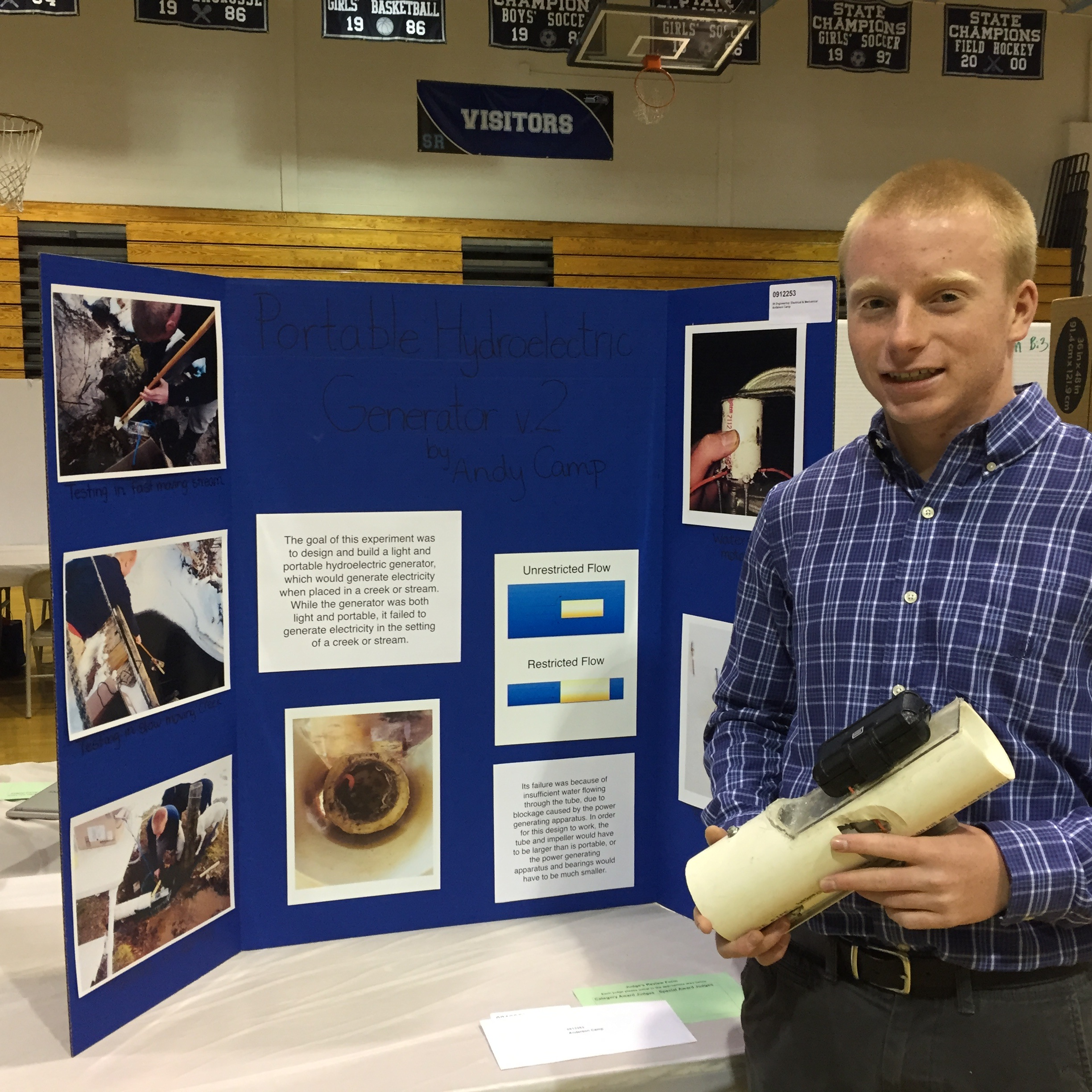 Science Fair Experiments For 12th Graders