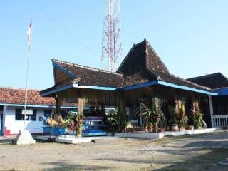 Balai Desa Ngalang Gedangsari