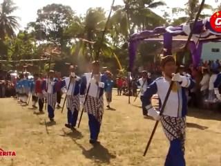 Kirab Seni dan Budaya Meriahkan Hari Jadi Desa Girisekar Panggaang Gunungkidul