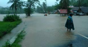 Banjir di tleseh