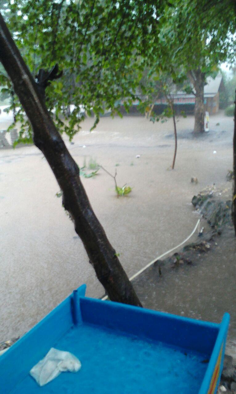 Sekretariat Desa Wisata Klayar Mulai Tenggelam