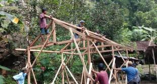 Kerjabakti di Dusun Manggung Ngalang Gedangsari