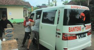 Tim My Esti Wijayati di Umbulrejo dan Sawahan