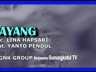 Sayang - Lina Hapsari (Kerjasama S-GNK Grup dan TV Gunungkidul)