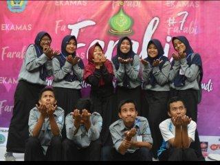 Farabi #7 Wujud Ekamas Istiqomah Dakwah di Kalangan Anak Muda
