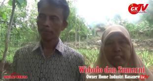 Owner Home Industri Rasane Vera Kecamatan Nglipar