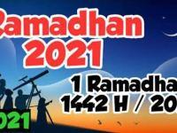 Muhammadiyah Tetapkan Awal Ramadhan 13 April 2021