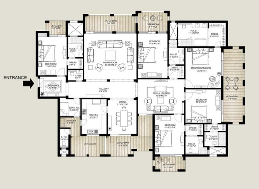 Basic Kitchen Layout Plans