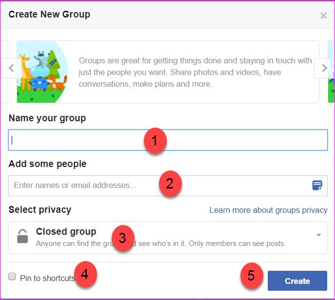 group details