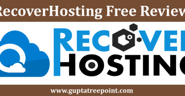 RecoverHosting Free Review