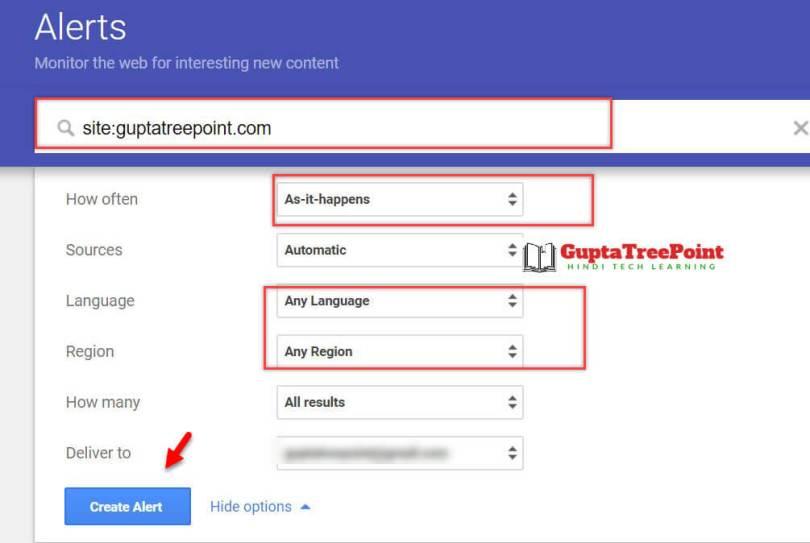 Google Alert - WordPress Security Tips
