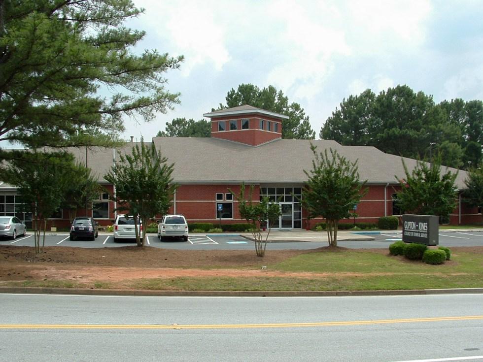Gupton-Jones College of Funeral Service - Decatur (Atlanta), Georgia