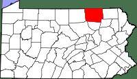 Bradford County Pennsylvania