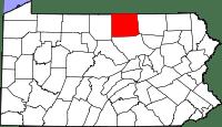 Tioga County Pennsylvania