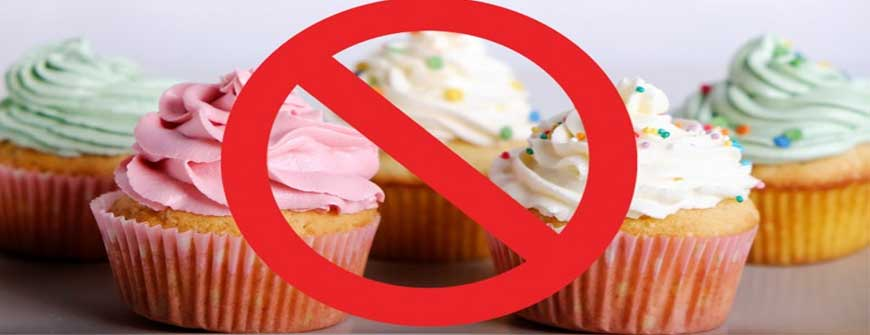 Can cake be said No?