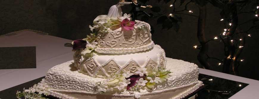 Whimisical Wedding Cakes