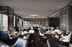 Marti Istanbul Hotel'deki Quad Restaurant'da iftar mönüsü