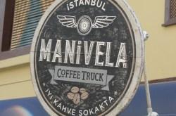 Manivela logo