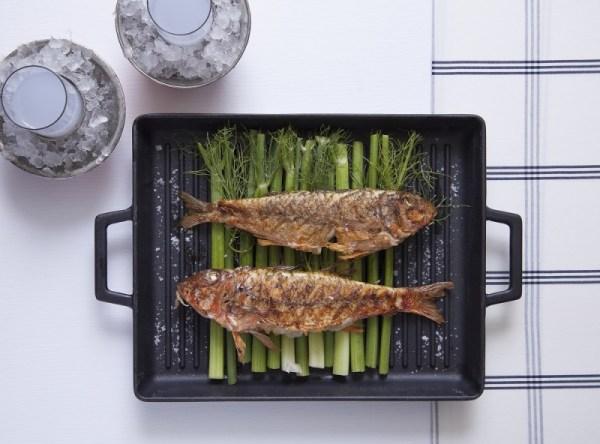 Aqua_Restaurant'da her Cuma Rakı ve Balık