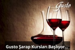 Gusto Şarap Kursları 2016