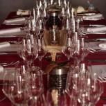 Karnas Bağları'nda Yemek ve Şarap Uyumu