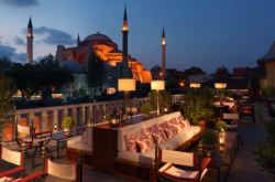 Four Seasons Sultanahmet A'ya Rooftop Lounge