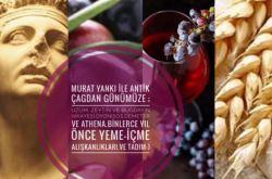 Cafe Biberon'da Murat Yankı ile Binlerce Yıl Önce Yeme-İçme Söyleşisi