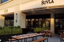 Suvla Bistro&Wine Bar, Emaar Square'de açıldı
