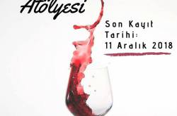 Ankara Turuncu Sanat'ta Bağdan Kadehe Şarap Atölyesi