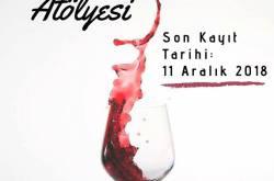 Ankara'da Bağdan Kadehe Şarap Atölyesi