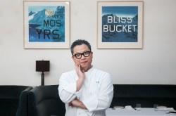Chef Tetsu Yahagi of Spago - Beverly Hills, CA