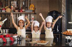 Mövenpick Hotel İstanbul'da Çocuklar için Çikolata Kursu