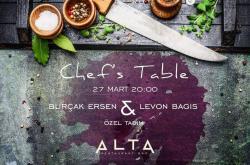Alta Chefs Table