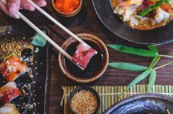 Mitte'de Sushi Atölyesi