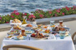 Four Seasons Hotel İstanbul'da İftar