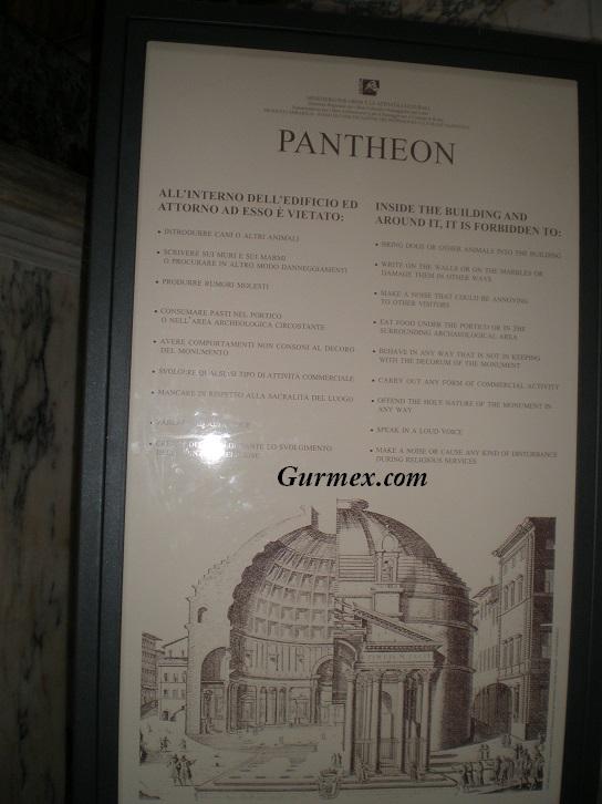 Roma Pantheon 2