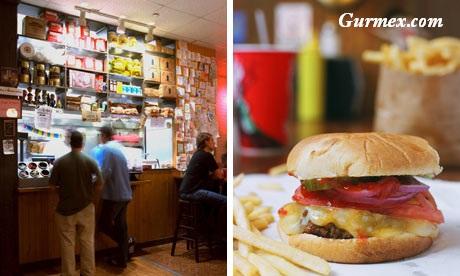 Burger Joint Manhattan Amerika 1