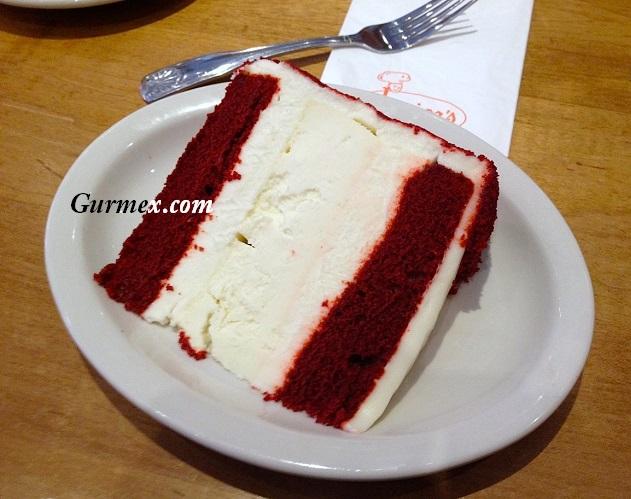 Juniors Red Velvet Cheesecake Amerika