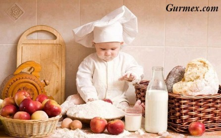 Minik Aşçılar Mutfakta