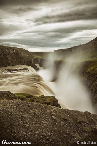 İzlanda Gezi Yazısı,gulfoss şelalesi nasıl gidilir