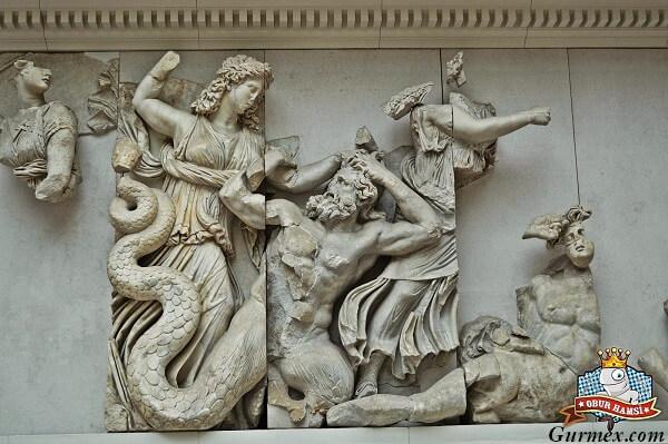 Berlin Müzeler,Bergama-muzesi-berlin