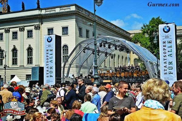 Berlin Müzeler,berlin-acik-hava-konseri