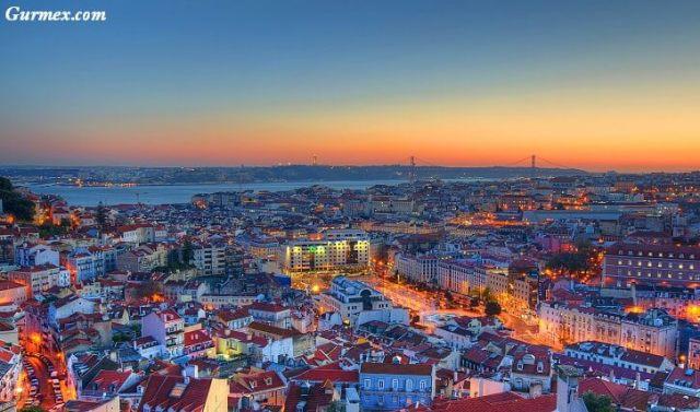 Lizbon Portekiz gezilecek yerler