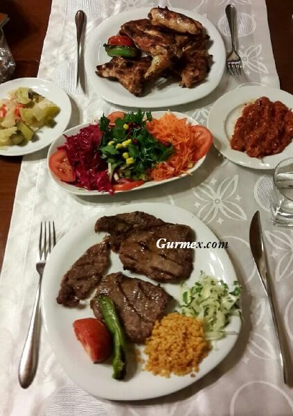 Boğaziçi Restaurant Erzincan, Erzincan yeme içme mekanları